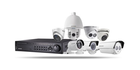 Cámaras de videovigilancia analógica